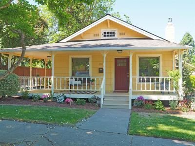 Ashland Single Family Home For Sale: 265 Sixth Street