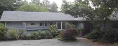 Single Family Home For Sale: 7295 N Applegate Road