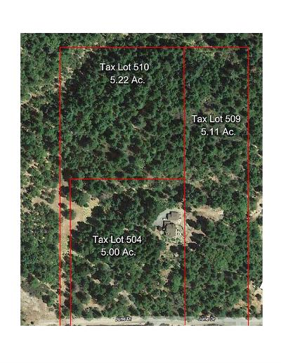 Josephine County Residential Lots & Land For Sale: June TL#510 Drive