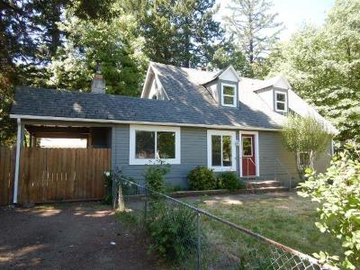 Josephine County Single Family Home For Sale: 114 N Junction Avenue