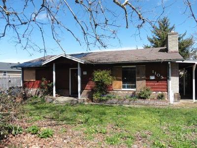 Jackson County, Josephine County Single Family Home For Sale: 1105 Cherry Street
