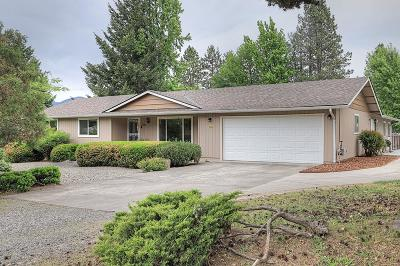Merlin, Sunny Valley, Wimer, Rogue River, Wilderville, Grants Pass, Murphy, Wolf Creek, Hugo, Wonder Single Family Home For Sale: 2075 Haviland Drive