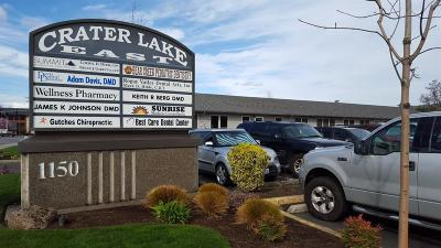 Jackson County, Josephine County Commercial Lease For Lease: 1150 Crater Lake Avenue #M