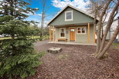 Ashland Single Family Home For Sale: 872 Siskiyou Boulevard
