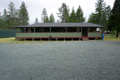 Jackson County, Josephine County Single Family Home For Sale: 28573 Redwood Highway