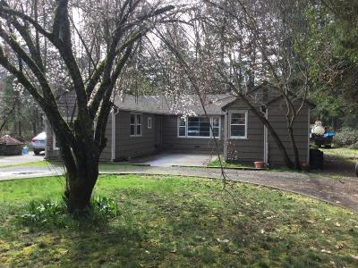 Grants Pass OR Single Family Home For Sale: $295,000