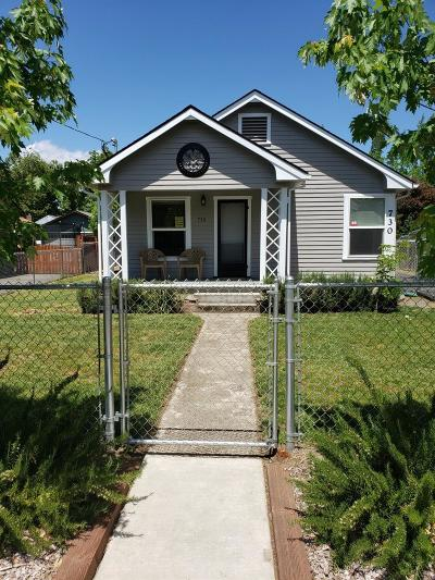 Grants Pass Single Family Home For Sale: 730 SW Rogue River Avenue