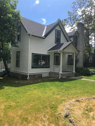 Ashland Single Family Home For Sale: 124 Morton Street