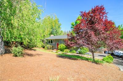 Medford Single Family Home For Sale: 1530 Angel Crest Drive
