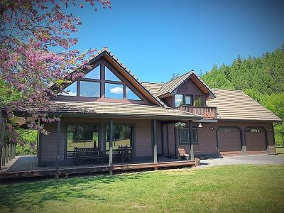 Josephine County Single Family Home For Sale: 7440 Takilma Road