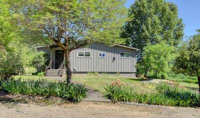 Grants Pass Single Family Home For Sale: 5601 Upper River Road