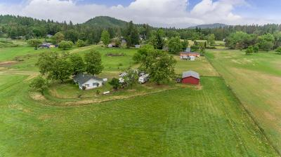 Grants Pass Single Family Home For Sale: 1756 Dowell Road