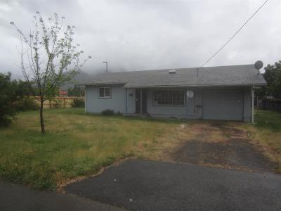 Grants Pass OR Single Family Home For Sale: $100,000