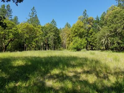 Jackson County, Josephine County Residential Lots & Land For Sale: Kane Creek Road
