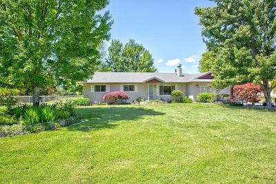 Grants Pass Single Family Home For Sale: 1580 Southgate Way