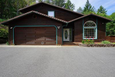 Jackson County, Josephine County Single Family Home For Sale: 920 Leavitt Lane
