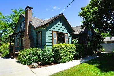 Grants Pass Single Family Home For Sale: 1112 NE A Street