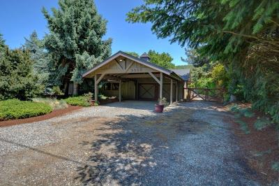 Jackson County, Josephine County Single Family Home For Sale: 3555 W Hills Terrace