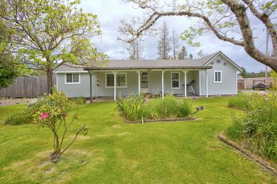 Josephine County Single Family Home For Sale: 120 Patton Bar Road