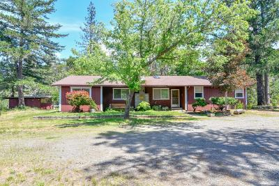 Jackson County, Josephine County Single Family Home For Sale: 6629 Rockydale Road
