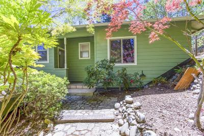 Ashland Single Family Home For Sale: 279 Alta Avenue