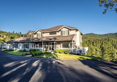 Medford Single Family Home For Sale: 6610 Hillcrest Road
