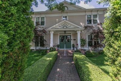 Jacksonville Single Family Home For Sale: 725 G Street