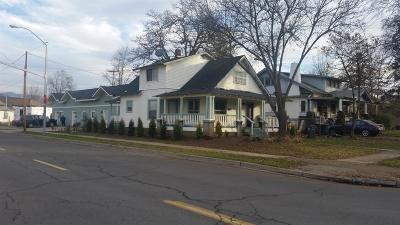 Medford Multi Family Home For Sale: 233 N Oakdale Avenue