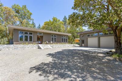 Jackson County, Josephine County Single Family Home For Sale: 140 Kanaka Flats Road