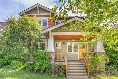 Ashland Single Family Home For Sale: 623 Drager Street