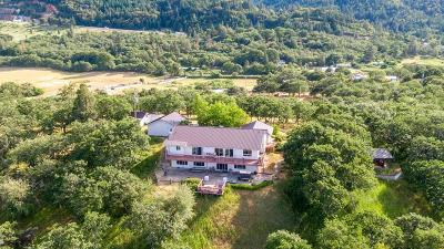 Ashland Single Family Home For Sale: 6712 Highway 66