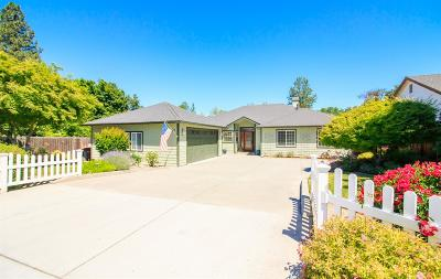 Single Family Home For Sale: 2847 Lone Pine Road