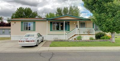 Medford Mobile Home For Sale: 10 E South Stage Road #63