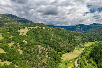 Jackson County, Josephine County Residential Lots & Land For Sale: 8844 S Fork Little Butte Creek Road