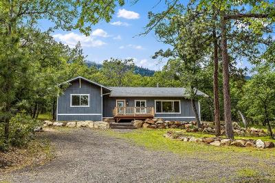 Ashland Single Family Home For Sale: 4415 Old Hwy 99 S