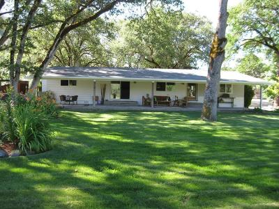 Eagle Point Single Family Home For Sale: 6565 E Antelope Road