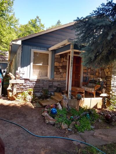Grants Pass Single Family Home For Sale: 1581 Mount Baldy Road