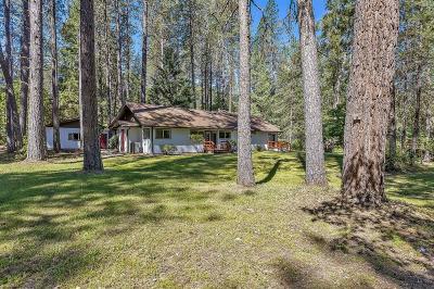 Jackson County, Josephine County Single Family Home For Sale: 5189 E Evans Creek Road