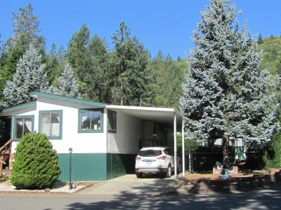 Rogue River Mobile Home For Sale: 315 W Evans Creek Road #68