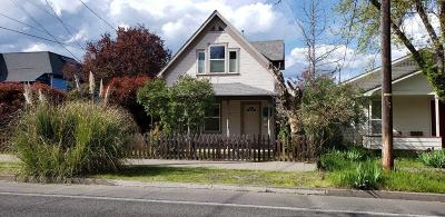 Ashland Single Family Home For Sale: 1031 E Main Street