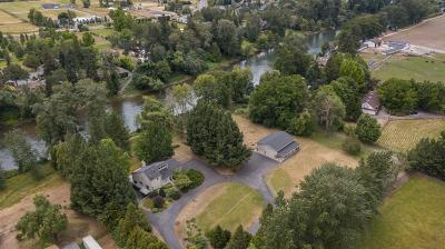 Grants Pass Single Family Home For Sale: 4961 Lower River Road