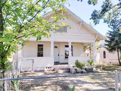 Single Family Home For Sale: 908 W Tenth Street