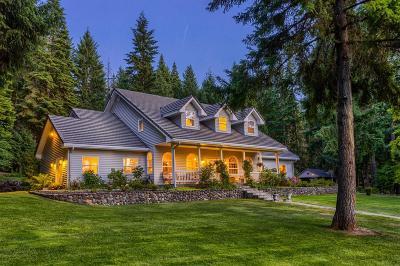 Jackson County, Josephine County Single Family Home For Sale: 1445 Laurelhurst Road