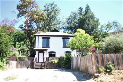 Gold Hill Single Family Home For Sale: 551 Sixth Avenue