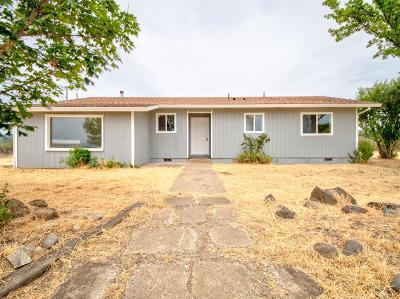 Central Point Single Family Home For Sale: 3619 Catalpa Avenue