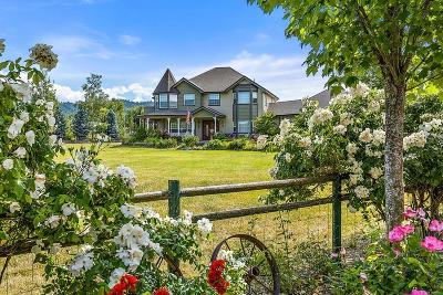 Medford Single Family Home For Sale: 826 Oak Grove Road