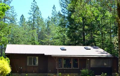 Jackson County, Josephine County Single Family Home For Sale: 1851 Caves Highway