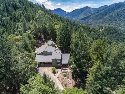 Josephine County Single Family Home For Sale: 1321 Murphy Creek Road