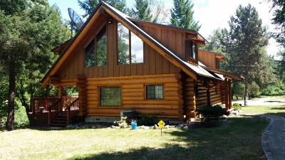 Rogue River Single Family Home For Sale: 1300 W Evans Creek Road
