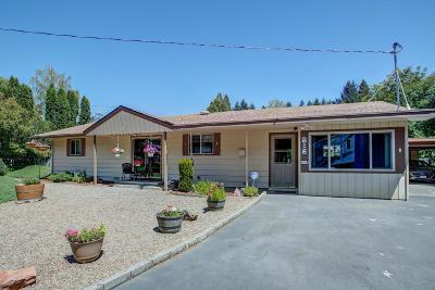 Rogue River Single Family Home For Sale: 216 Foothill Lane